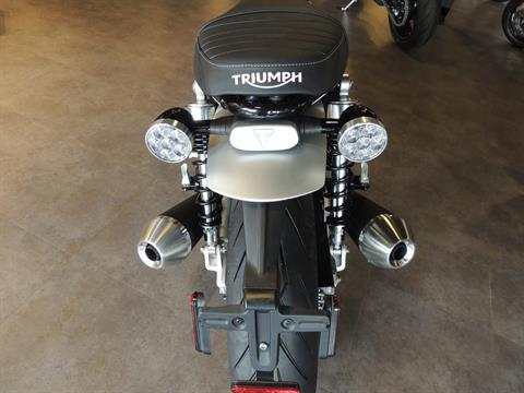 2019 Triumph Bonneville Speed Twin in Shelby Township, Michigan - Photo 5