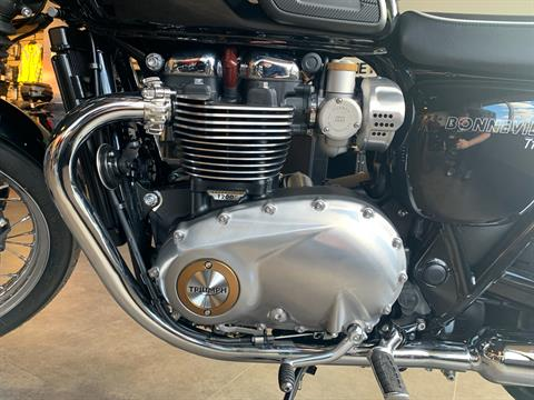 2019 Triumph Bonneville T120 in Shelby Township, Michigan - Photo 4