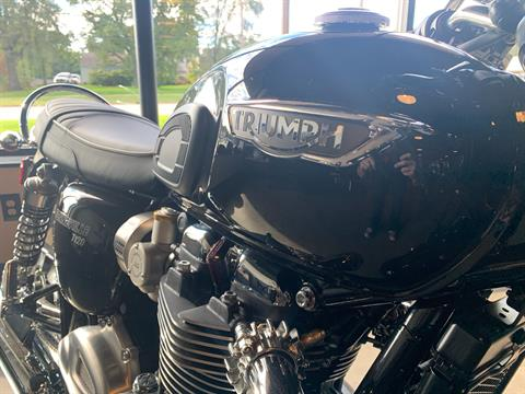 2019 Triumph Bonneville T120 in Shelby Township, Michigan - Photo 10
