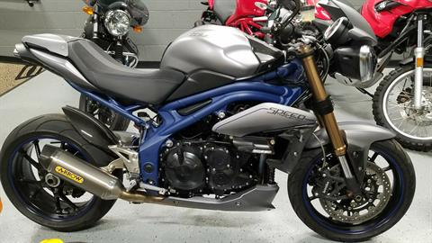 2013 Triumph Speed Triple SE in Shelby Township, Michigan