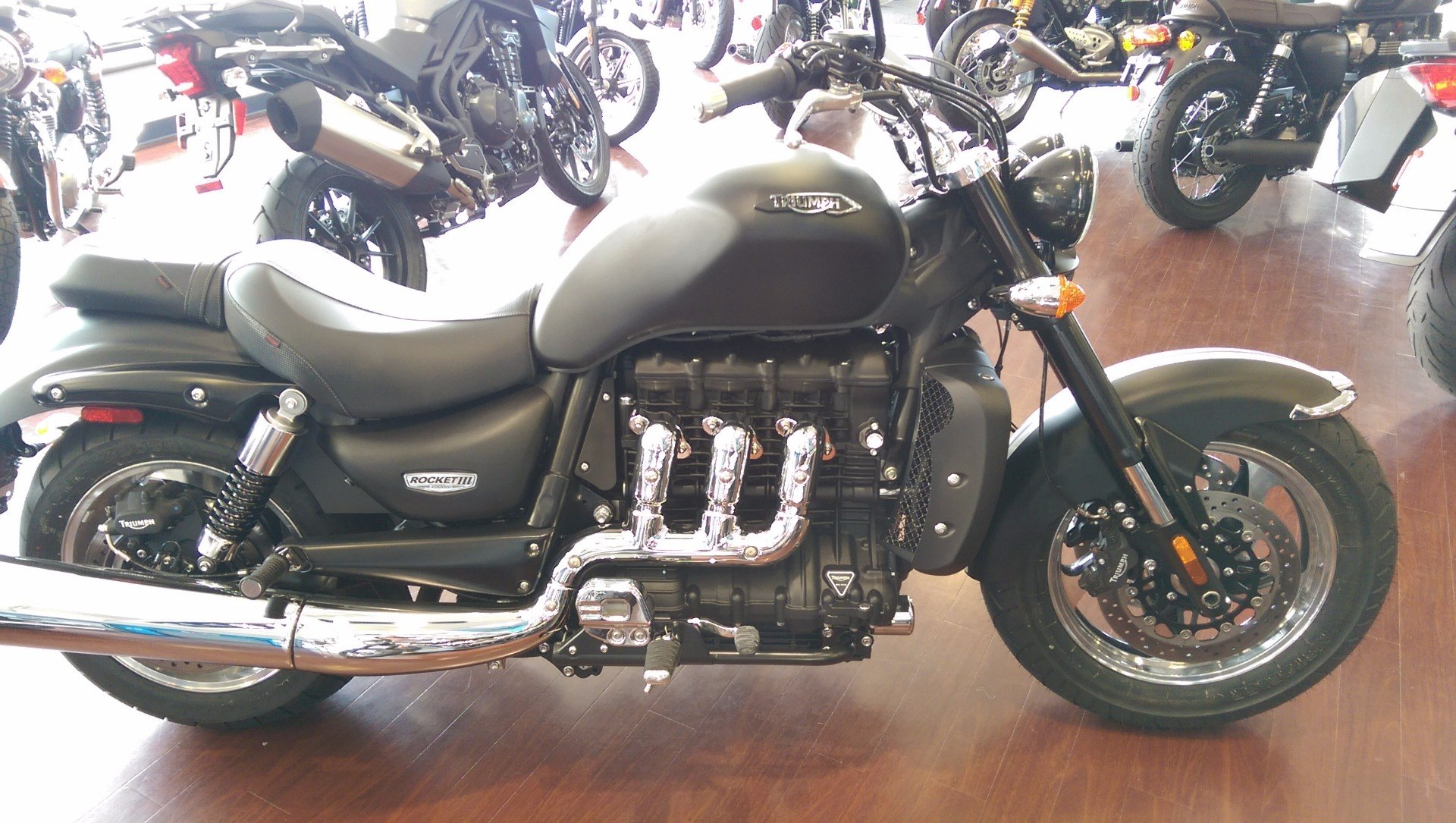 2016 Triumph Rocket III Roadster ABS in Shelby Township, Michigan