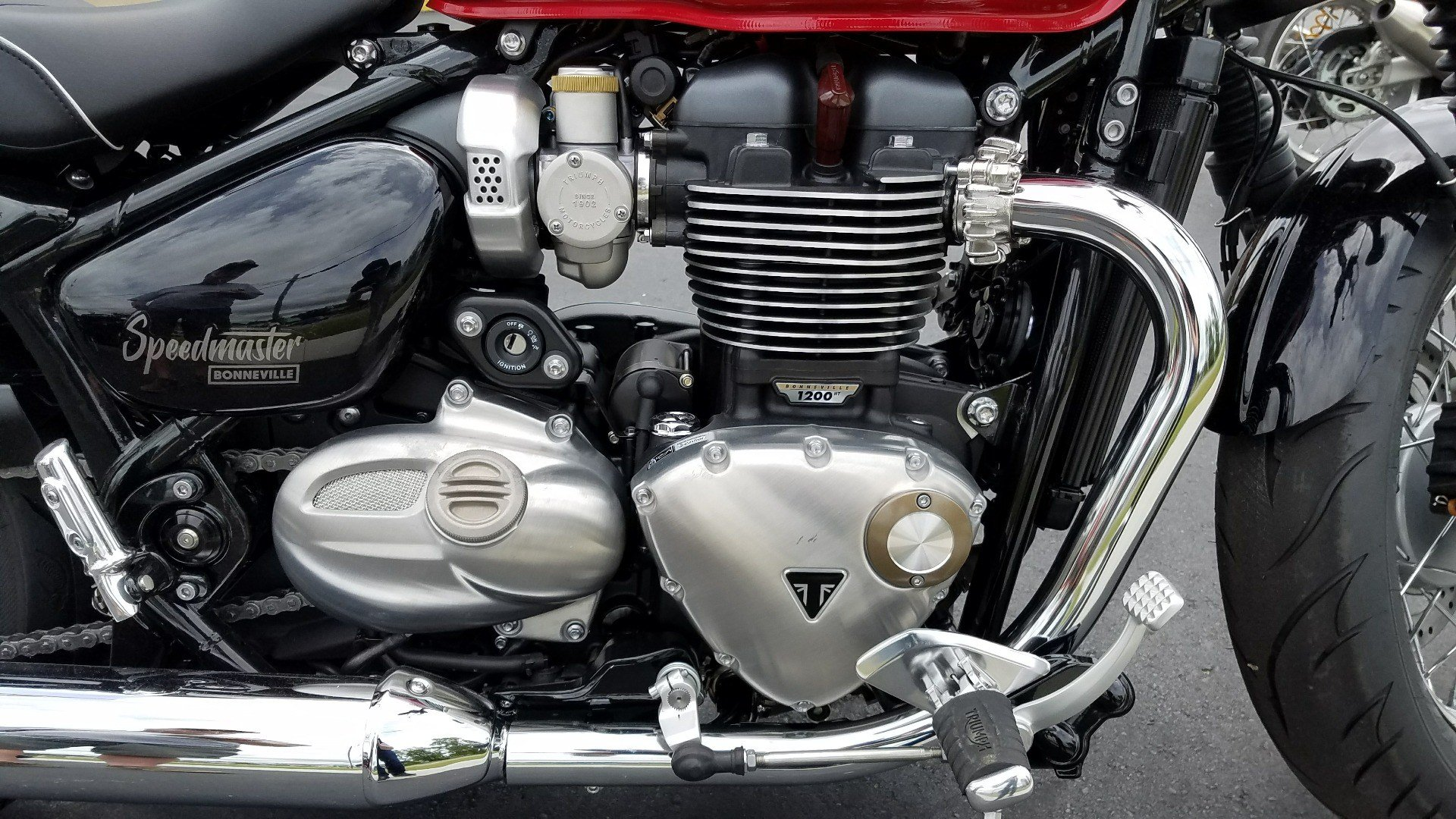 2018 Triumph Bonneville Speedmaster in Shelby Township, Michigan - Photo 6