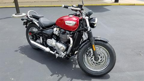 2018 Triumph Bonneville Speedmaster in Shelby Township, Michigan - Photo 3