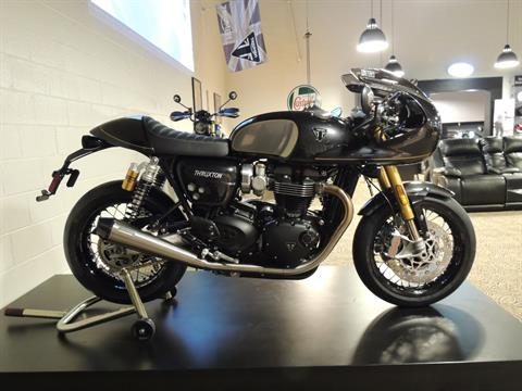 2020 Triumph Thruxton TFC in Shelby Township, Michigan - Photo 2