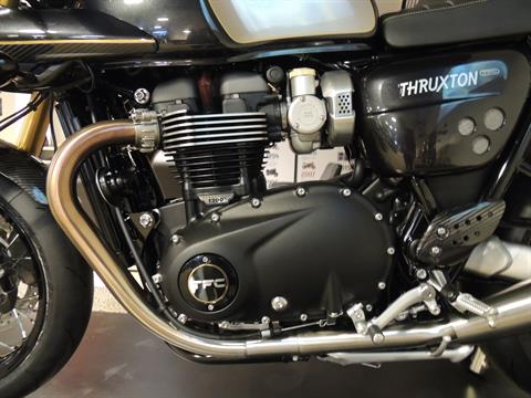 2020 Triumph Thruxton TFC in Shelby Township, Michigan - Photo 5