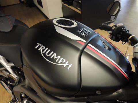 2019 Triumph Speed Triple RS in Shelby Township, Michigan - Photo 9