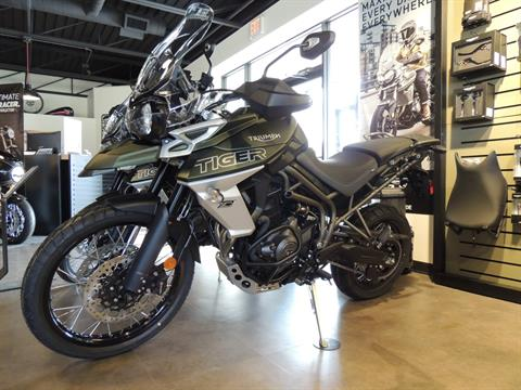 2019 Triumph Tiger 800 XCx in Shelby Township, Michigan - Photo 2