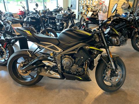 2020 Triumph Street Triple RS in Shelby Township, Michigan - Photo 2
