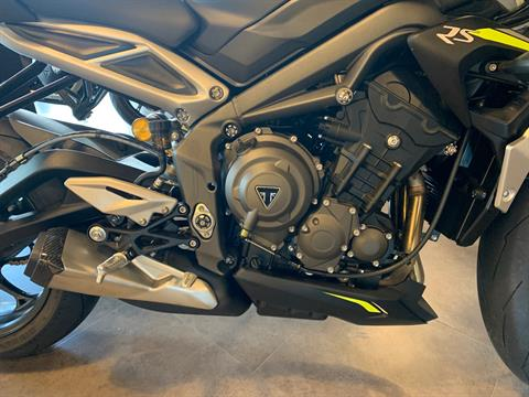 2020 Triumph Street Triple RS in Shelby Township, Michigan - Photo 4