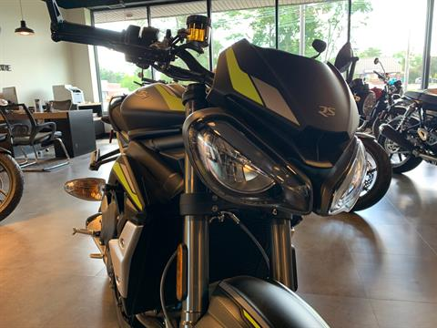 2020 Triumph Street Triple RS in Shelby Township, Michigan - Photo 10
