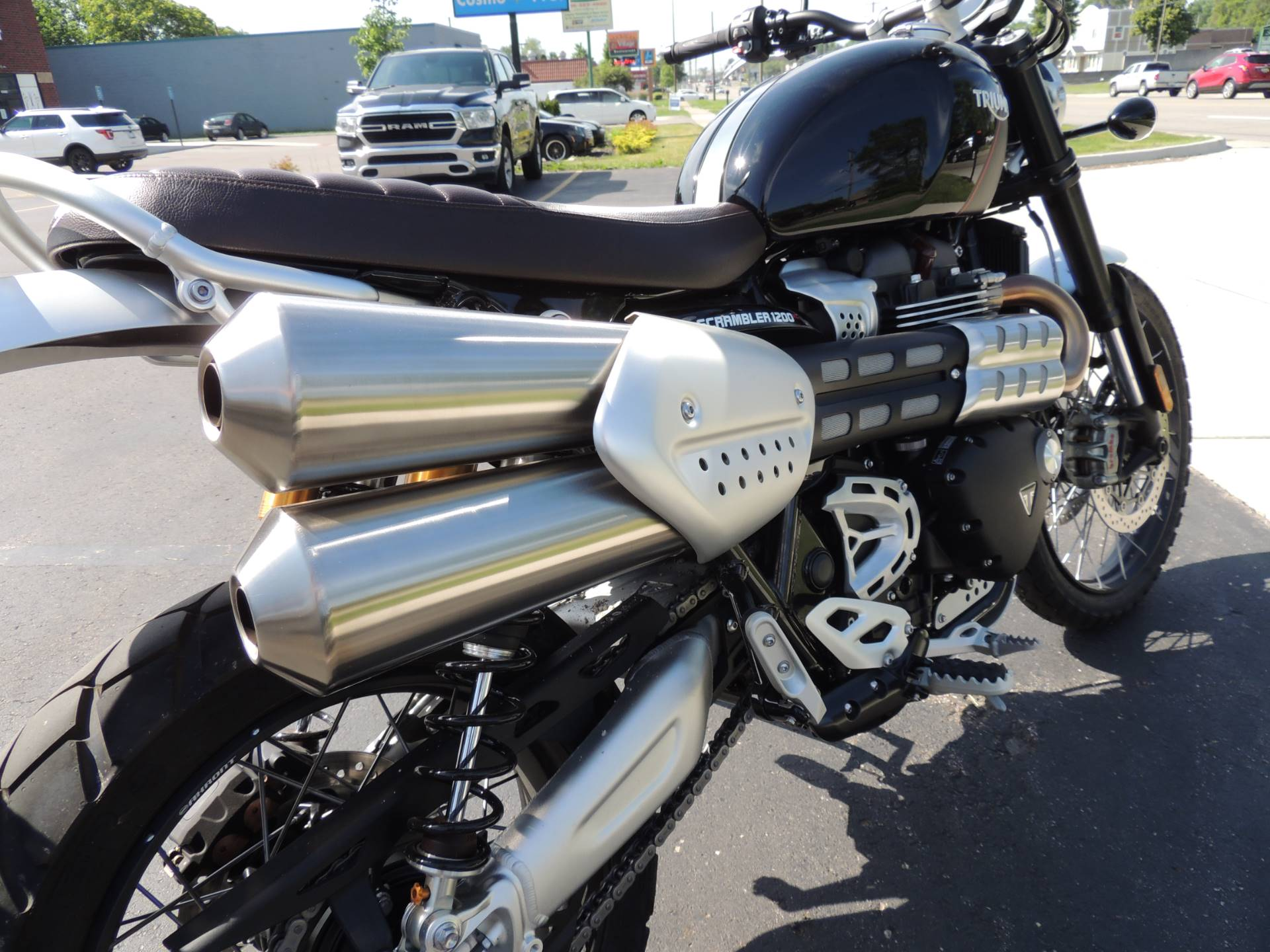2019 Triumph Scrambler 1200 XC in Shelby Township, Michigan - Photo 9