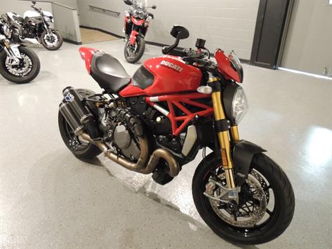 2019 Ducati Monster 1200 S in Shelby Township, Michigan - Photo 2