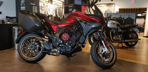 2019 MV Agusta Turismo Veloce 800 Lusso SCS in Shelby Township, Michigan - Photo 1