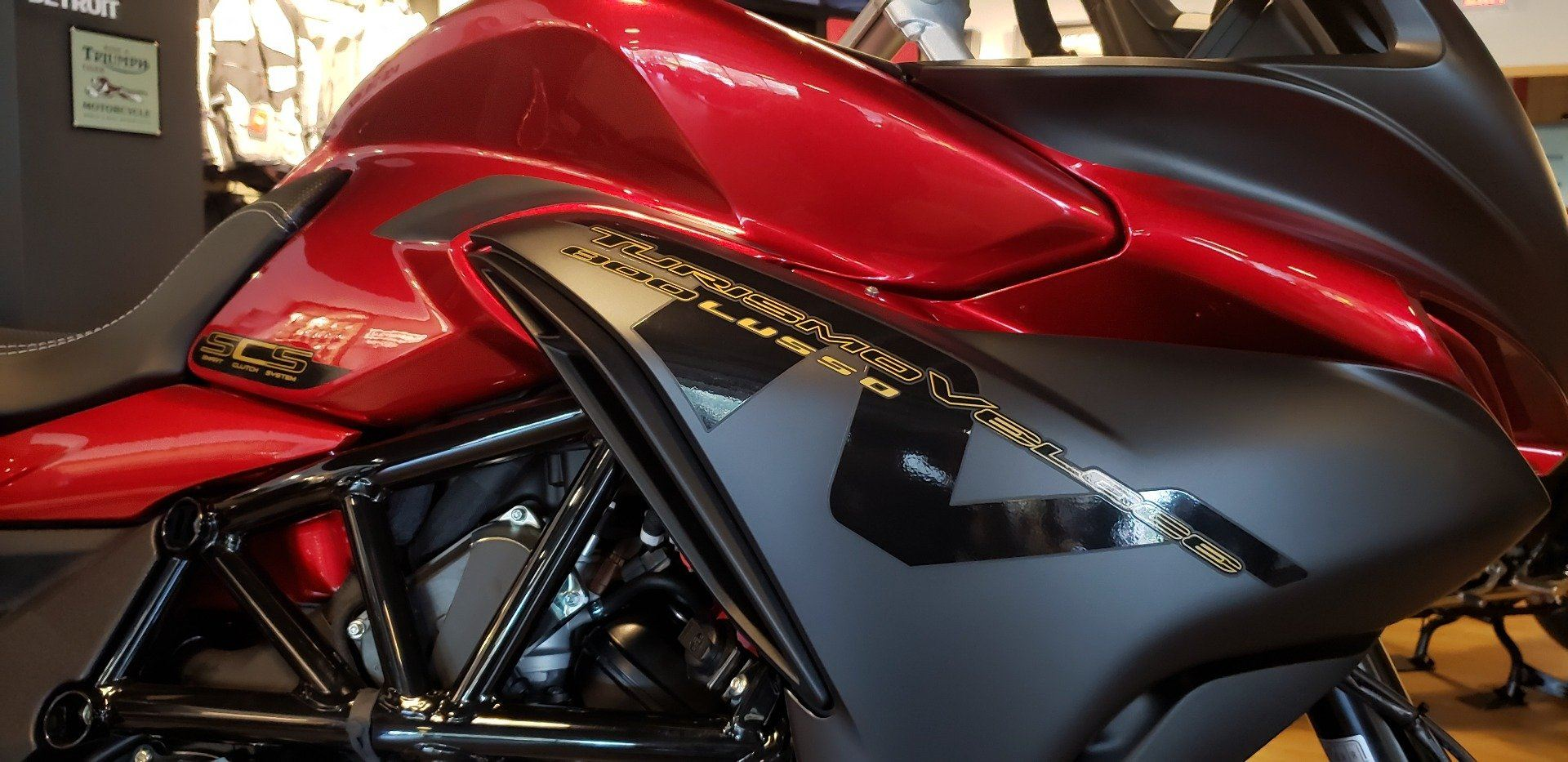 2019 MV Agusta Turismo Veloce 800 Lusso SCS in Shelby Township, Michigan - Photo 2