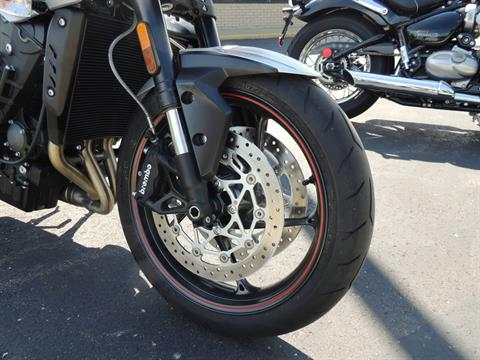 2019 Triumph Street Triple R LRH in Shelby Township, Michigan - Photo 6