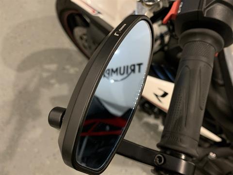 2018 Triumph Street Triple R LRH in Shelby Township, Michigan - Photo 15