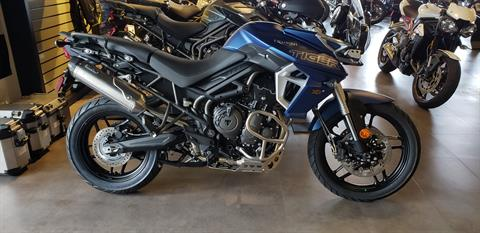 2019 Triumph Tiger 800 XRt in Shelby Township, Michigan - Photo 1