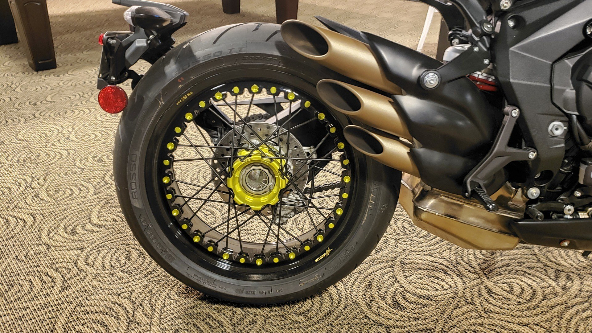 2019 MV Agusta Dragster 800 RR in Shelby Township, Michigan - Photo 11