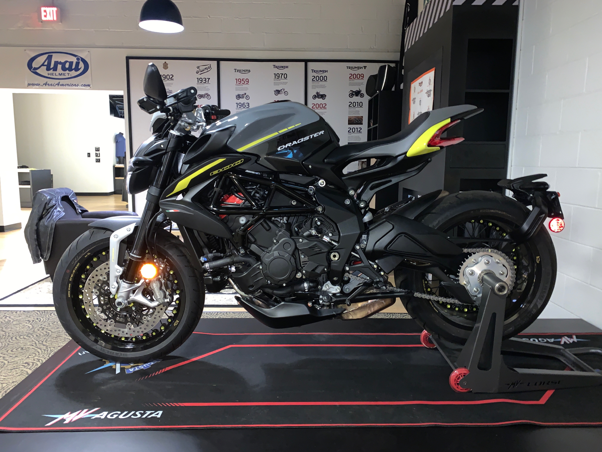 2019 MV Agusta Dragster 800 RR in Shelby Township, Michigan - Photo 3