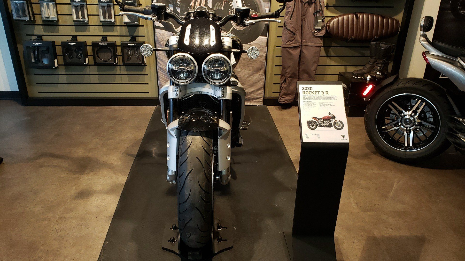 2020 Triumph Rocket 3 R in Shelby Township, Michigan - Photo 10