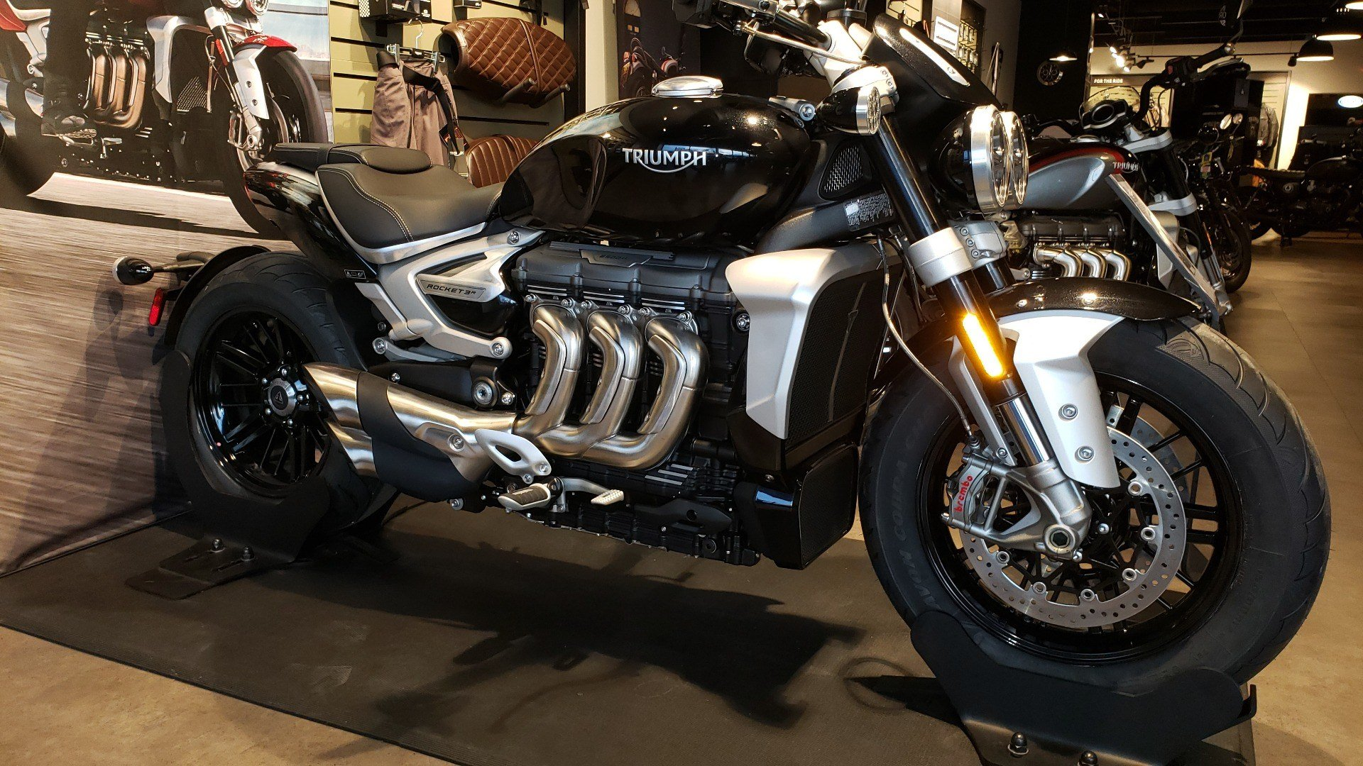 2020 Triumph Rocket 3 R in Shelby Township, Michigan - Photo 1