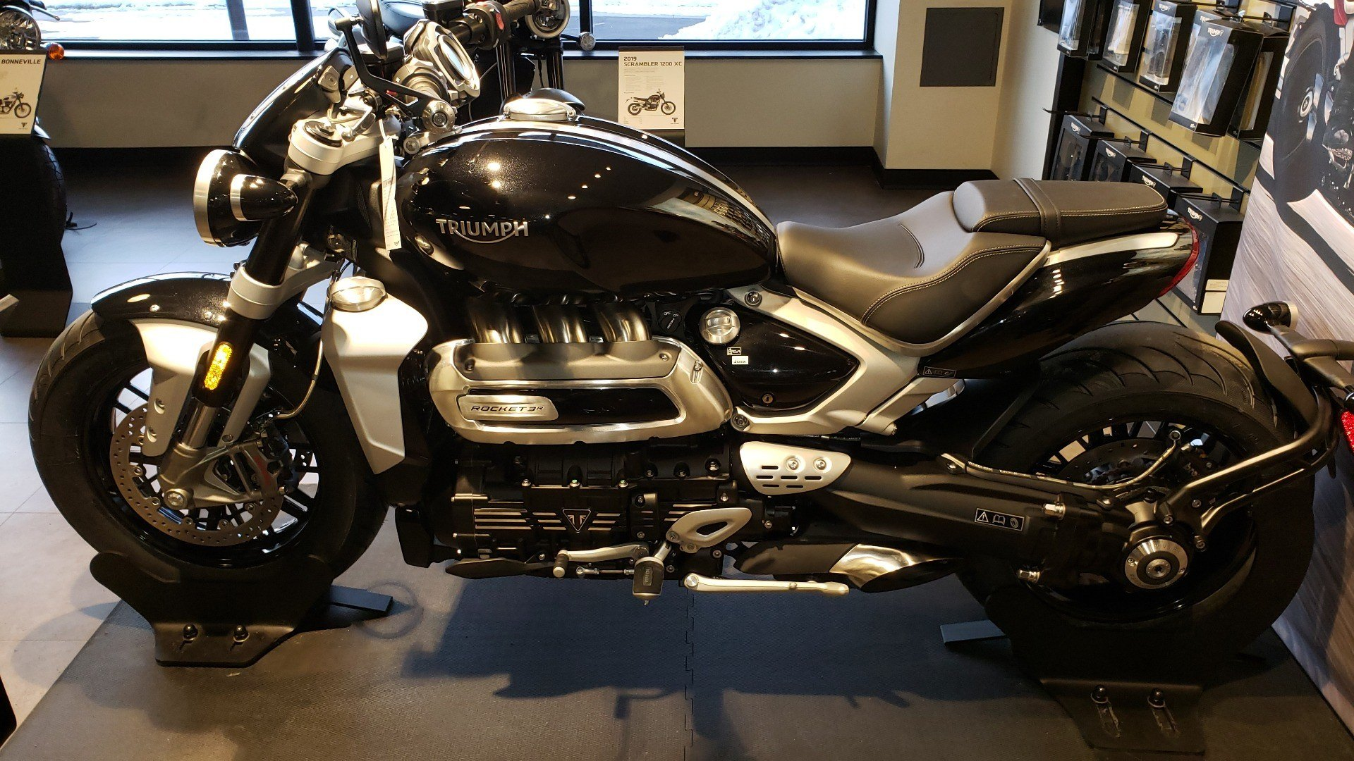 2020 Triumph Rocket 3 R in Shelby Township, Michigan - Photo 13