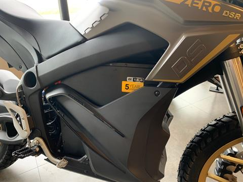 2021 Zero Motorcycles DSR ZF14.4 in Shelby Township, Michigan - Photo 6
