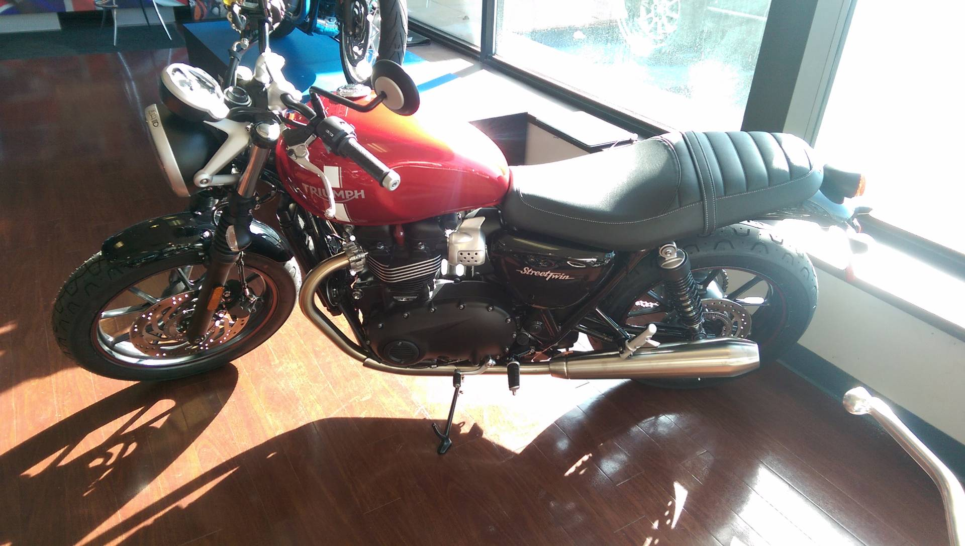 2017 Triumph Street Twin in Shelby Township, Michigan