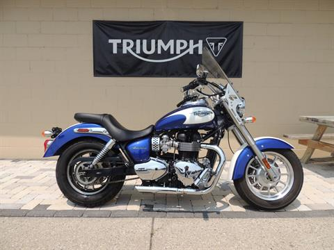 2013 Triumph America in Shelby Township, Michigan