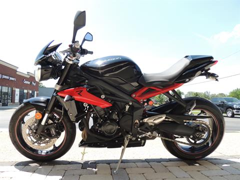 2014 Triumph Street Triple R ABS in Shelby Township, Michigan - Photo 2