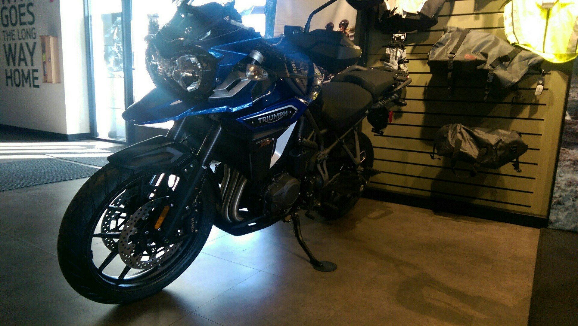 2017 Triumph Tiger Explorer XRx in Shelby Township, Michigan