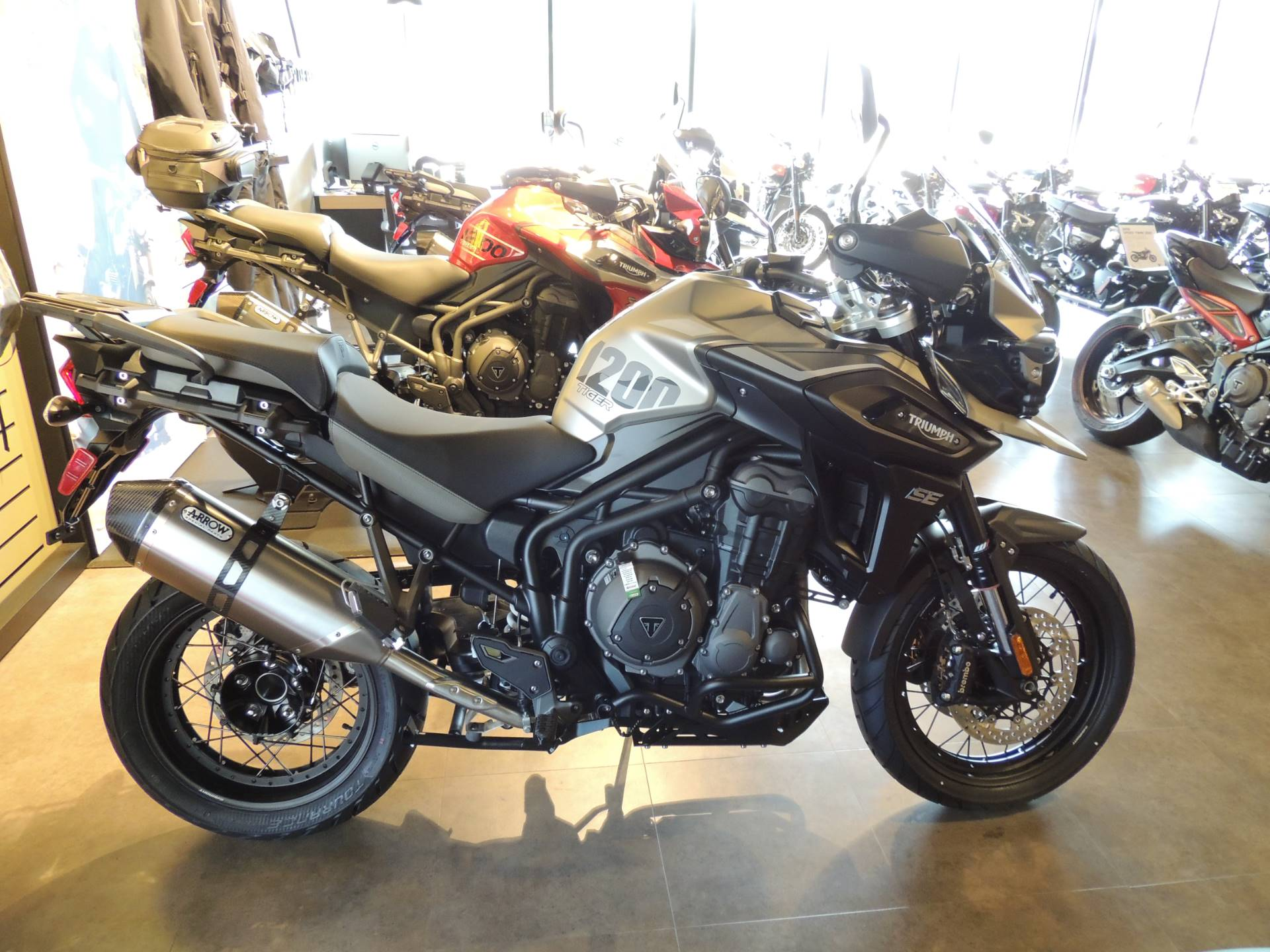 2020 Triumph Tiger 1200 Desert Edition in Shelby Township, Michigan - Photo 2