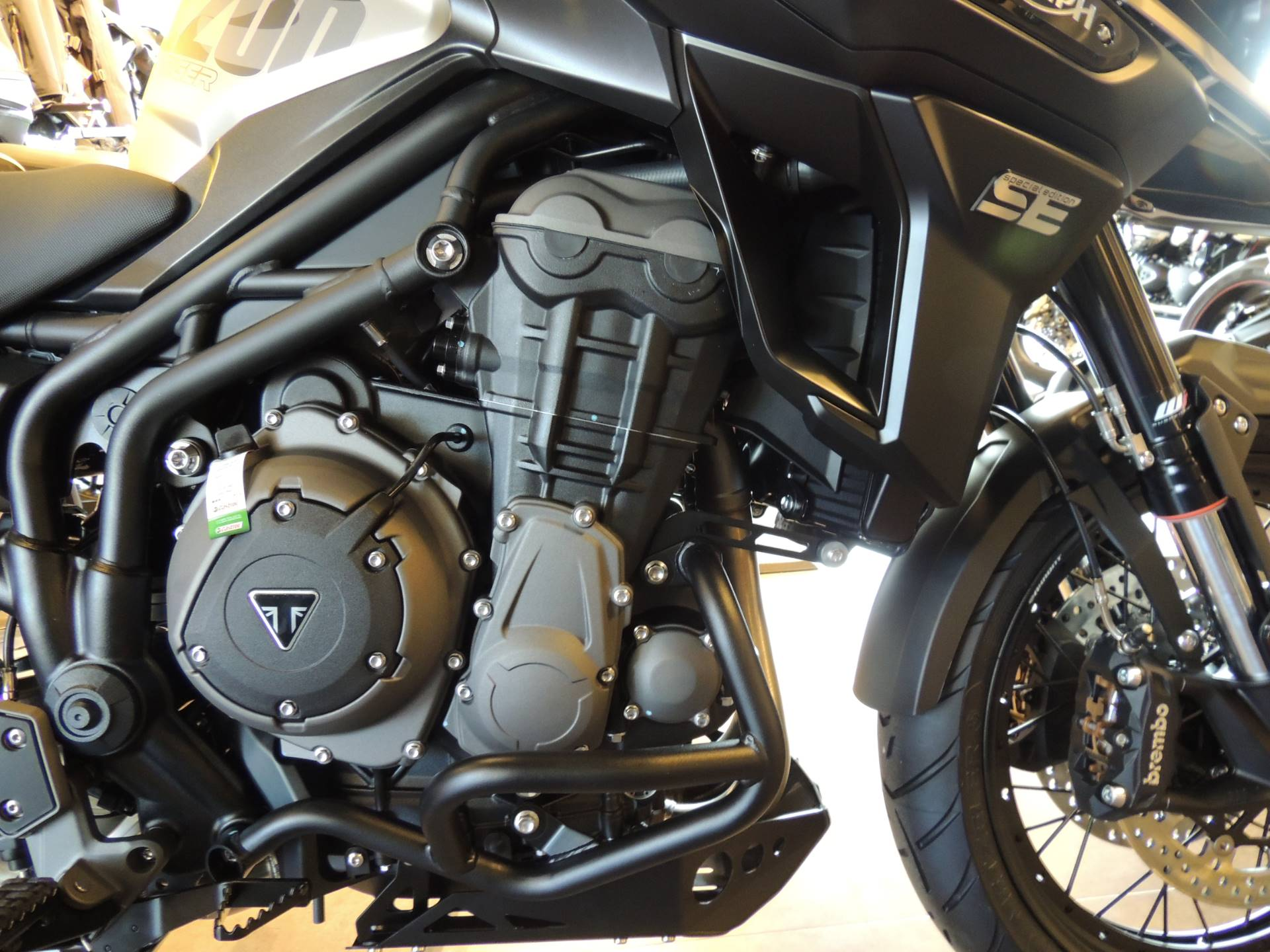 2020 Triumph Tiger 1200 Desert Edition in Shelby Township, Michigan - Photo 5