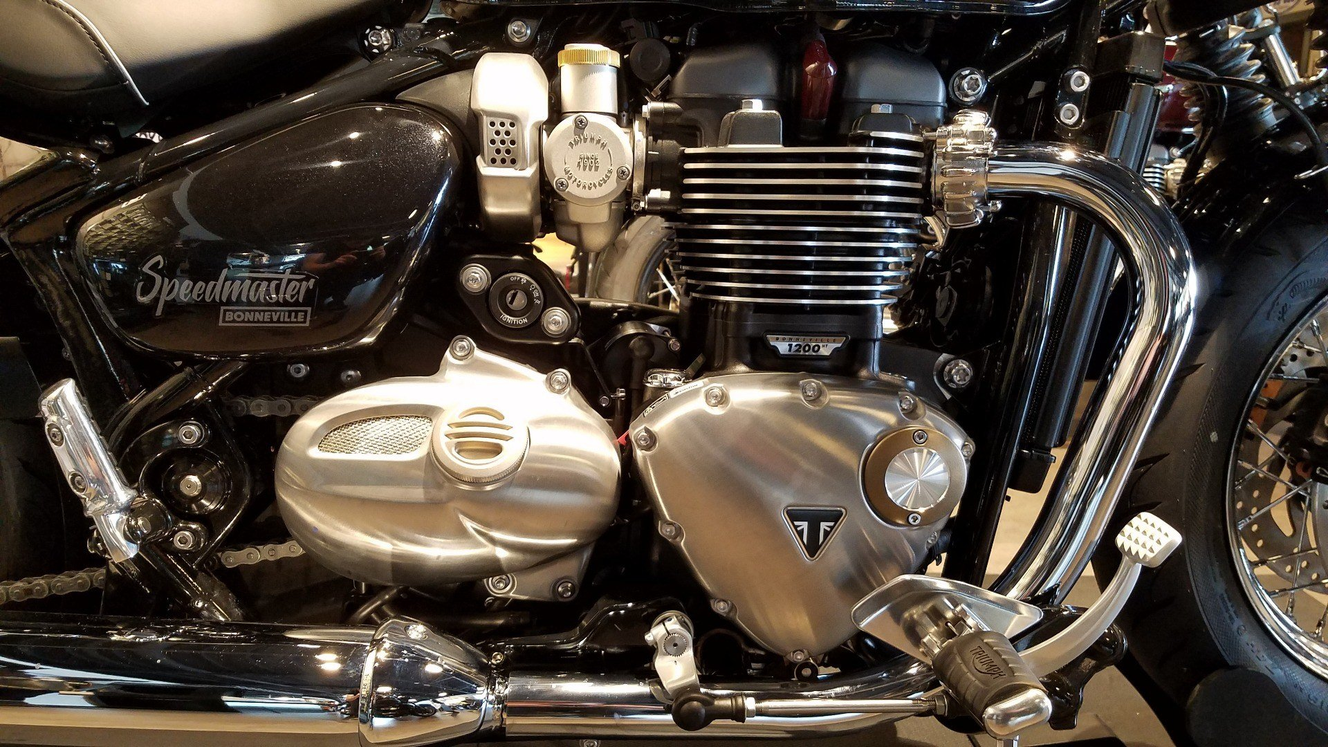 2018 Triumph Bonneville Speedmaster in Shelby Township, Michigan - Photo 4