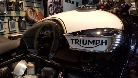 2018 Triumph Bonneville Speedmaster in Shelby Township, Michigan - Photo 8