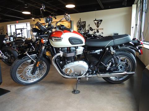2019 Triumph Bonneville T100 in Shelby Township, Michigan - Photo 2