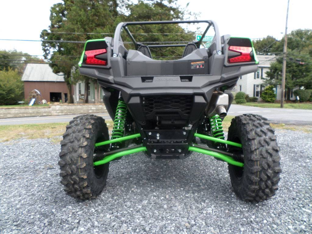2020 Kawasaki Teryx KRX 1000 in Harrisburg, Pennsylvania - Photo 3