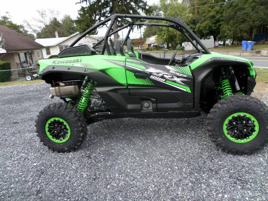 2020 Kawasaki Teryx KRX 1000 in Harrisburg, Pennsylvania - Photo 5