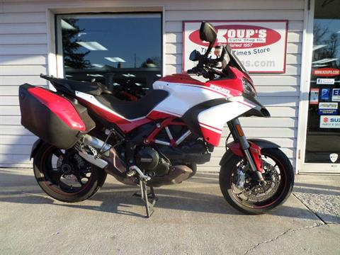 2014 Ducati Multistrada 1200 S Pikes Peak in Harrisburg, Pennsylvania