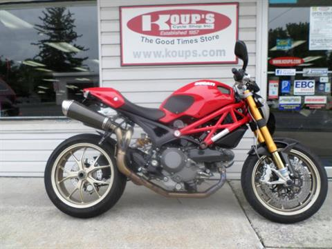 2009 Ducati Monster 1100 S in Harrisburg, Pennsylvania