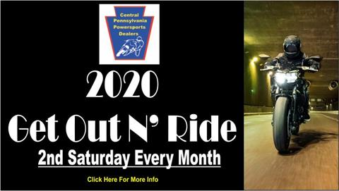 2020 Get Out N Ride Event