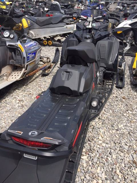 2017 Ski-Doo Renegade X 850 E-TEC E.S. w/Adj. pkg. Ice Ripper XT in Phoenix, New York