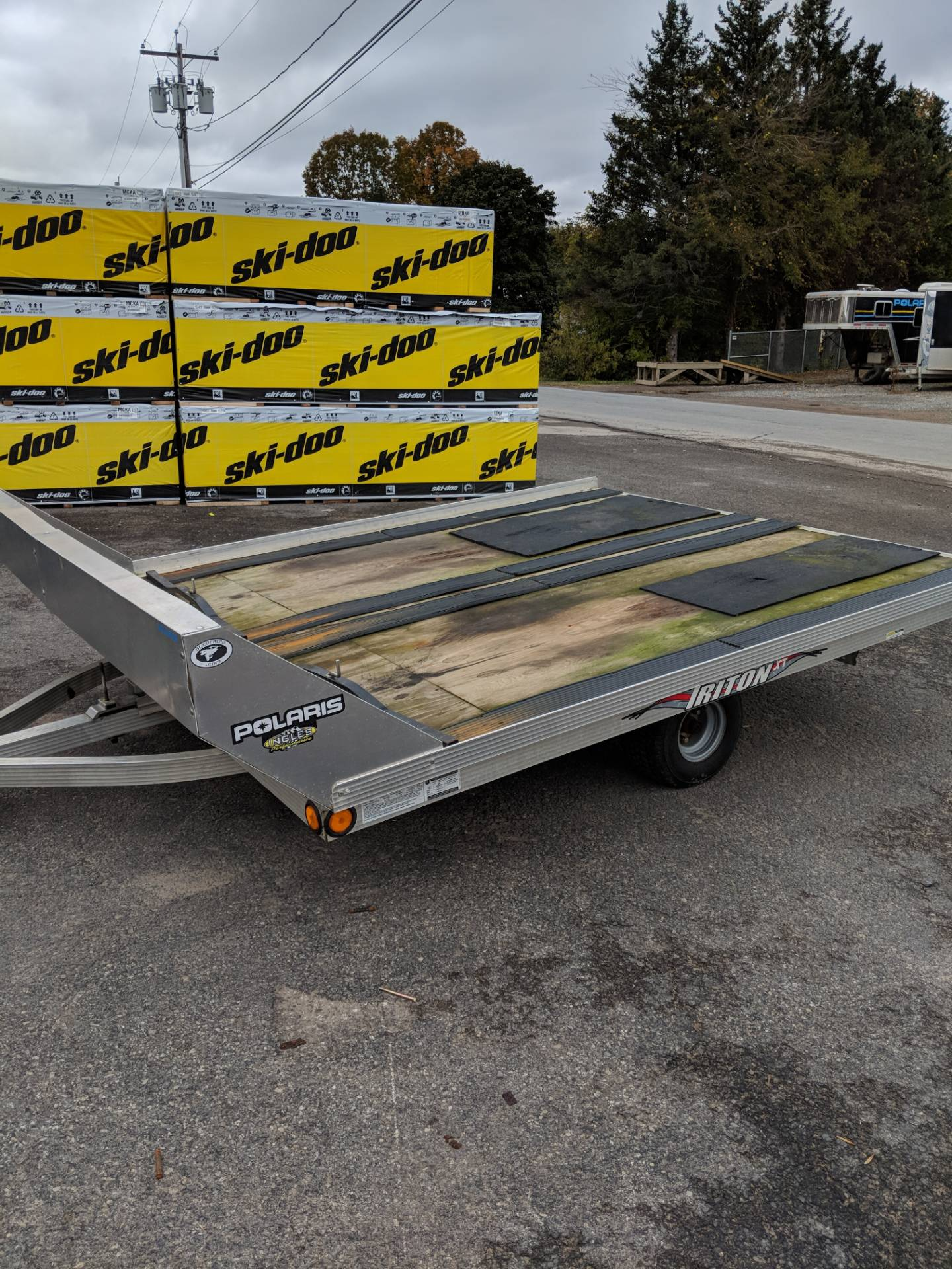 Electrical Wiring Harness Triton Trailers Boat Trailer Used 2012 Xt10 101 Sport Utility In Phoenix