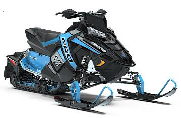 2019 Polaris 600 RUSH PRO-S-ES in Phoenix, New York