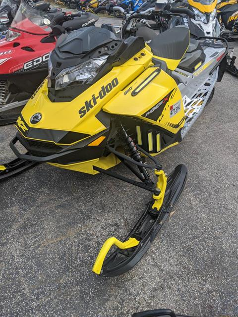 2019 Ski-Doo MXZ X 850 E-TEC Ripsaw 1.25 in Phoenix, New York - Photo 2