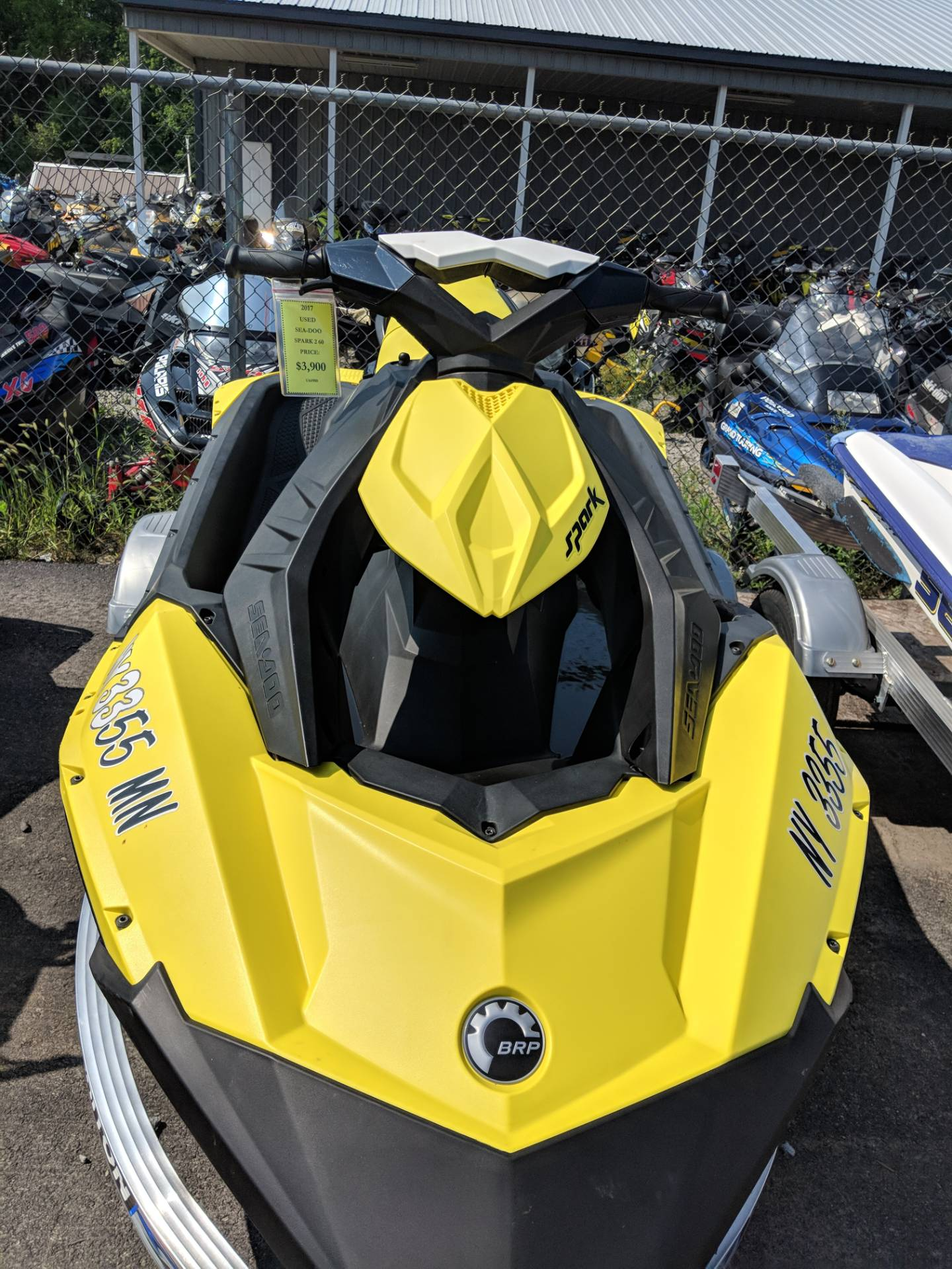 2017 Sea-Doo SPARK 2up 900 ACE in Phoenix, New York