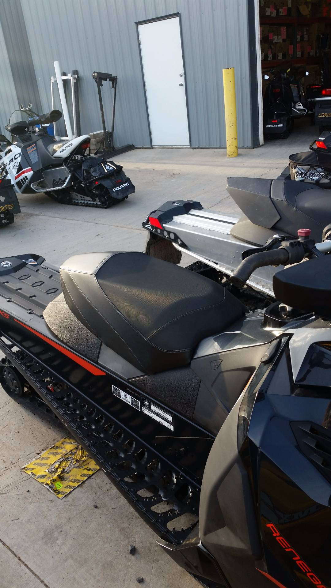 2015 Ski-Doo Renegade® Adrenaline™ ACE™ 900 in Phoenix, New York