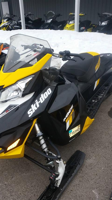 2017 Ski-Doo MXZ Blizzard 800R E-TEC in Phoenix, New York