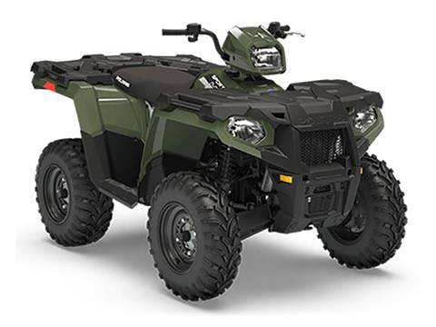 2019 Polaris SPORTSMAN 450 W/ PLOW & WINCH INCLUDED in Phoenix, New York