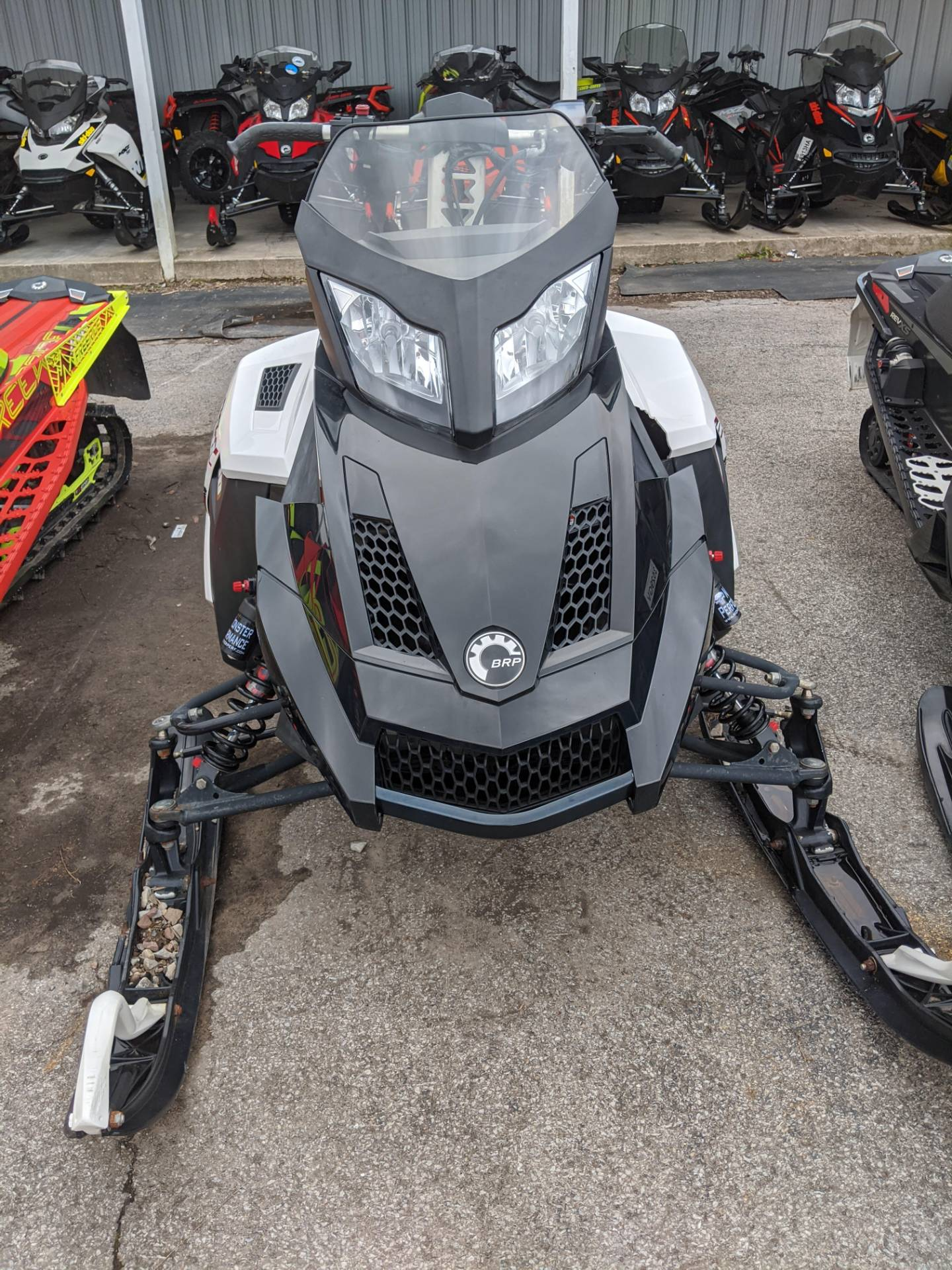2010 Ski-Doo MX Z® TNT™ 1200 in Phoenix, New York - Photo 1